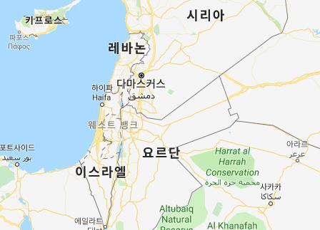 레바논 지도 이미지 검색결과 PLO와 검은 9월 사건 PLO와 검은 9월 사건(재업)