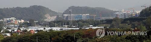 성남 금토동 일대