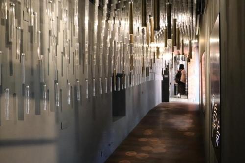 이름 모를 '위안부' 등을 형상화한 기념물인 '갈대의 노래'