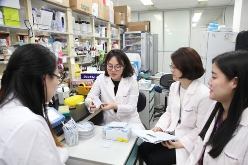 다제 내성 인플루엔자 바이러스 진단 키트 검사 한국 생명 공학 연구원 연구팀
