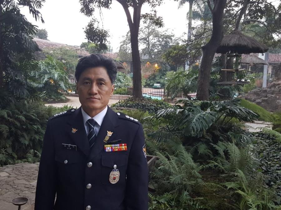 한국 경찰 대표 '중남미통' 김정석 과테말라 경찰영사