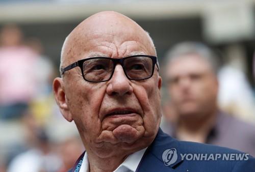 '미디어 재벌' 루퍼트 머독
