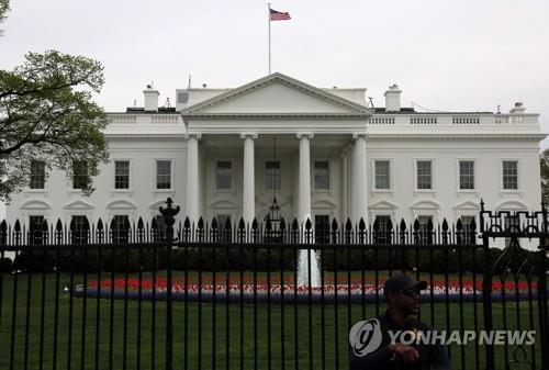 미국 백악관 [촬영 이세원]