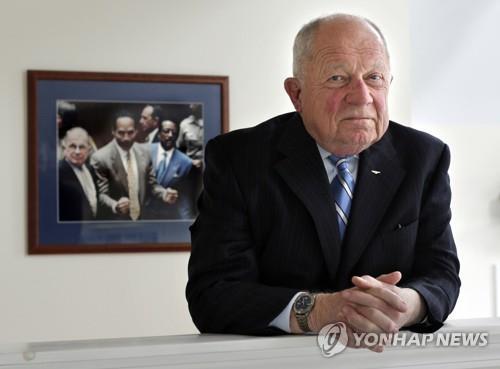3일(현지시간) 87세로 숨진 미국 유명 변호사 프랜시스 리 베일리 주니어