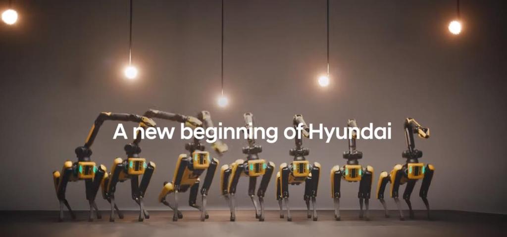 현대차, 글로벌 홍보대사 방탄소년단과 함께한 영상 공개