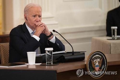 조 바이든 미국 대통령 [AFP=연합뉴스]