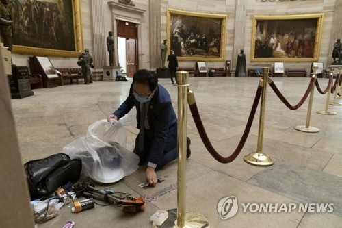 Korean American lawmaker helps 'clean up' tarnished U.S. Capitol