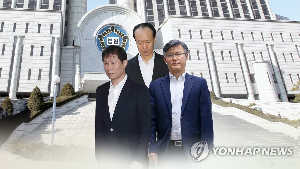 Appeals court retains prison terms for two of ex-leader Park's aides - 1