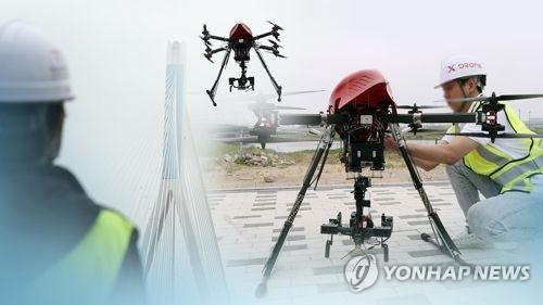 S. Korea hosts Drone Show Korea 2019