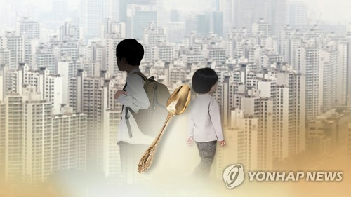 Children inheriting more than 100 million won from parents soars in 2017