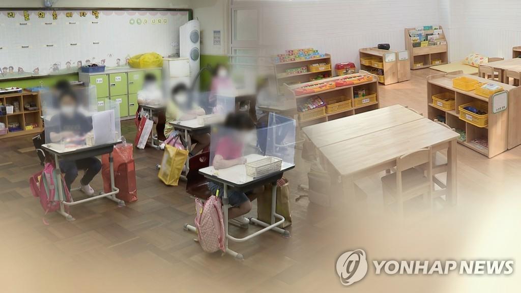 """올해 어린이집-유치원 관련 635명 확진…""""의심증상 땐 등원 No!""""(CG)"""