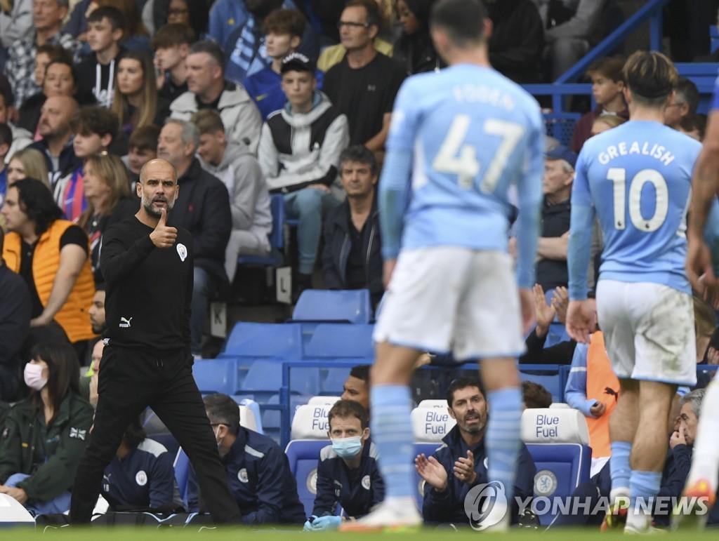 manager Guardiola