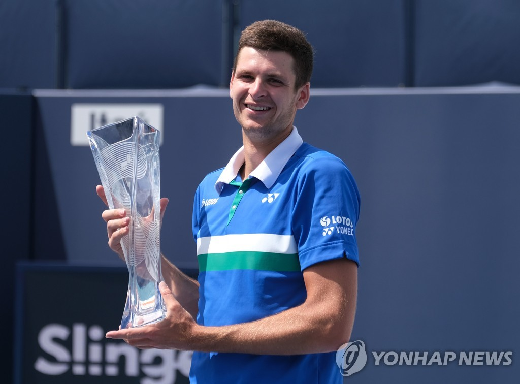 19 세의 후르 카치 (Hurkachi), 마이애미 오픈 우승