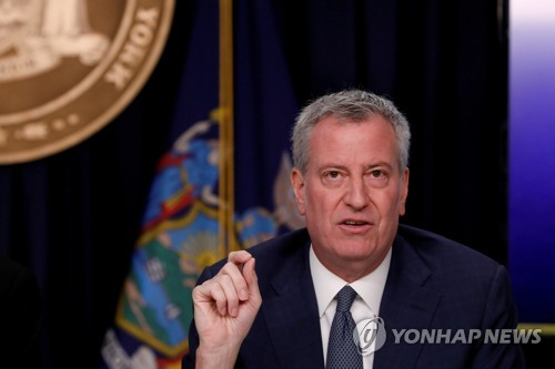 New York asks residents to self-isolate after returning from S. Korea