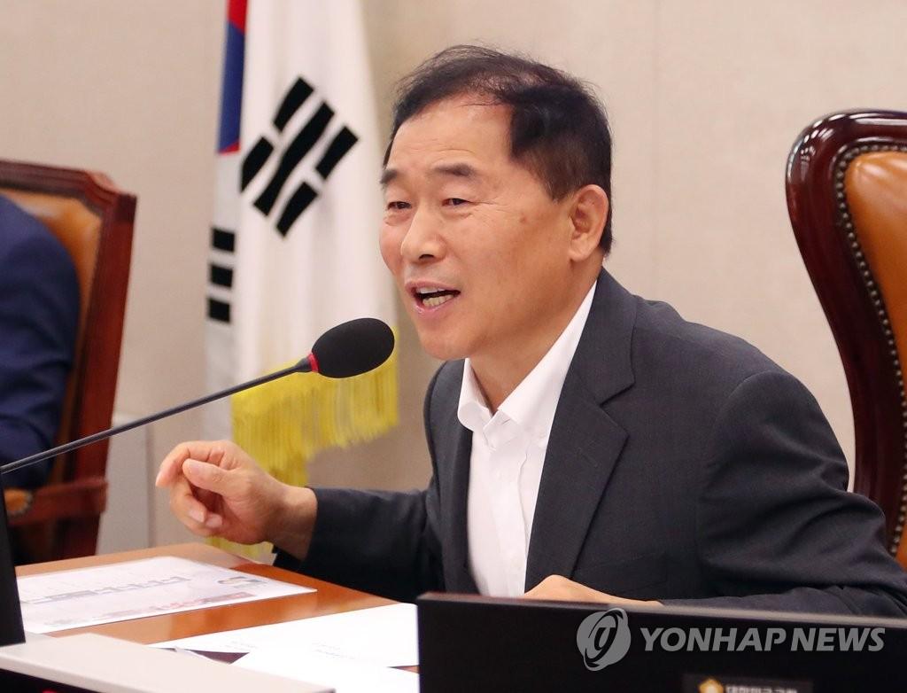 회의 주재하는 황주홍 농해수위 위원장