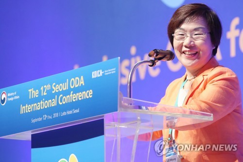 S. Korea to focus on Asia for overseas aid projects: KOICA chief