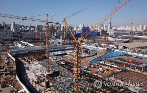 S. Korea's facility investment forecast to shrink in 2019: KDB