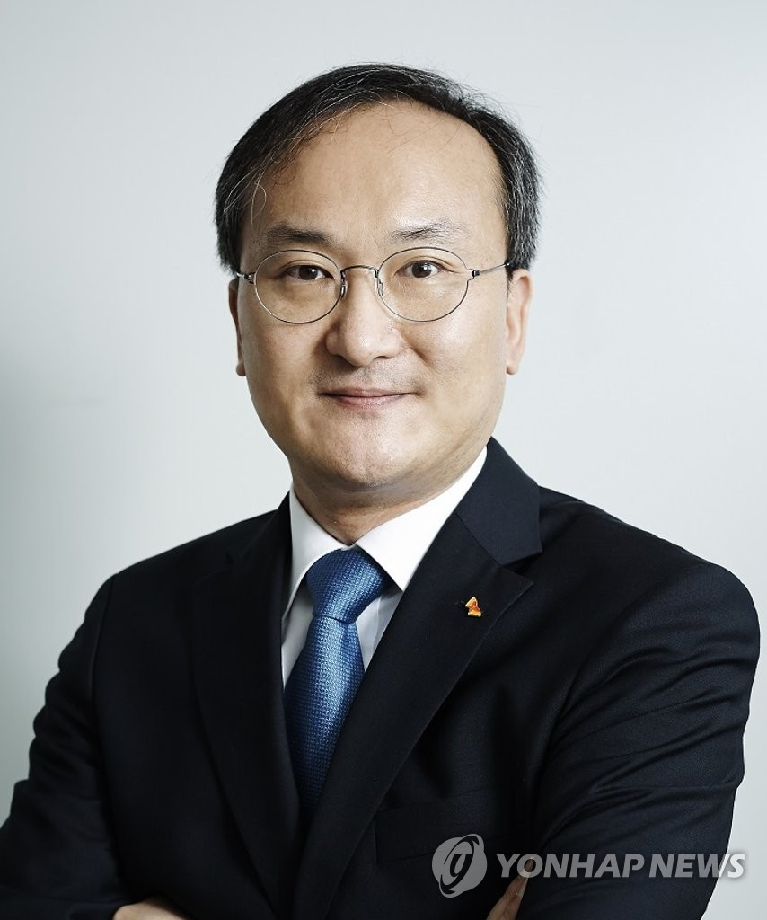 SK hynix President and CEO Lee Seok-hee (Yonhap)