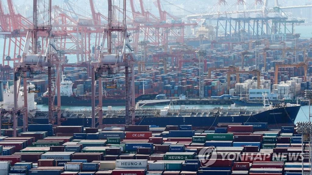 (2nd LD) S. Korea's exports fall 7.5 pct in first 10 days of January
