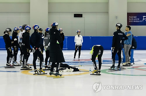 Short Track Speed Skating At The 2020 Olympic Winter Games.Olympic Short Track Champion Lim Hyo Jun Banned For 1 Year