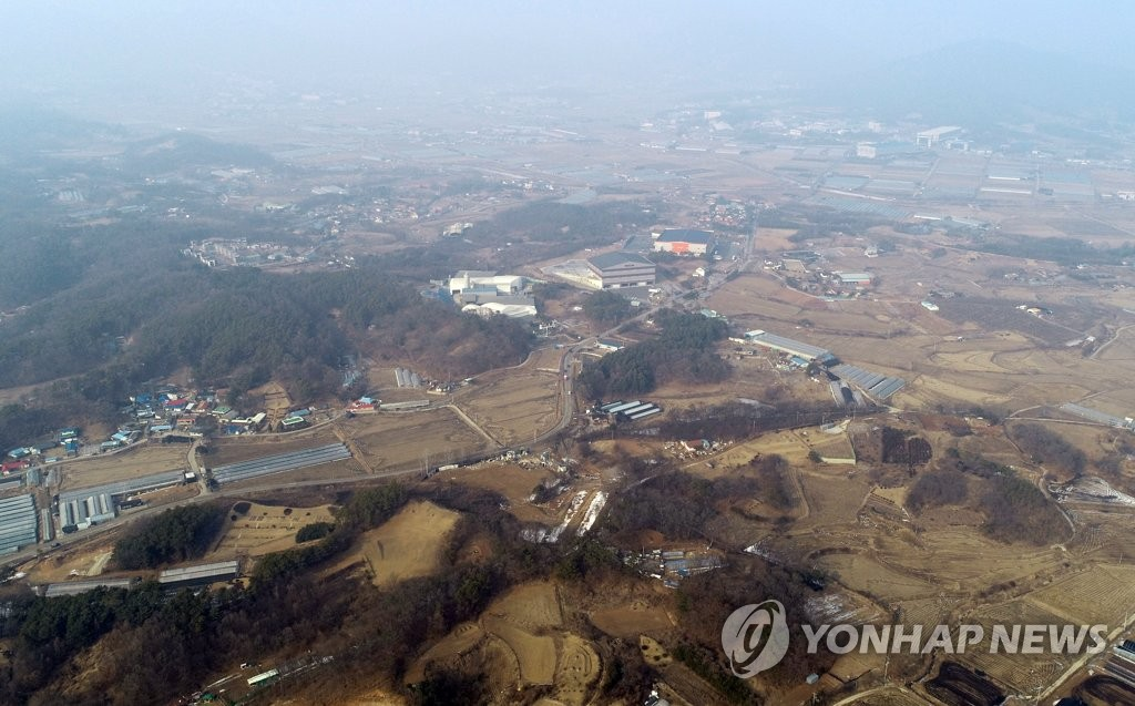 S. Korea's gov't eases regulations to support SK hynix's new chip cluster - 1