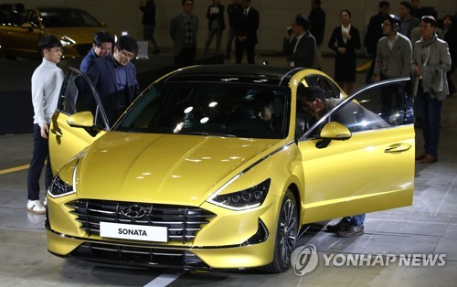 Hyundai launches all-new Sonata sedan