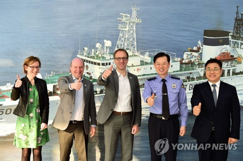 Coast Guard to enhance cooperation with Belgian university