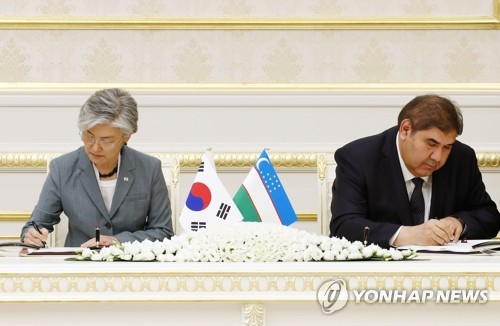 Korea-Uzbek investment cooperation
