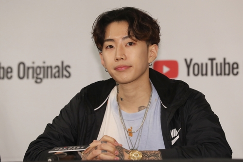 Singer Jay Park on YouTube original