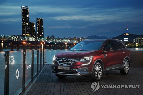 Renault Samsung releases new QM6 SUV