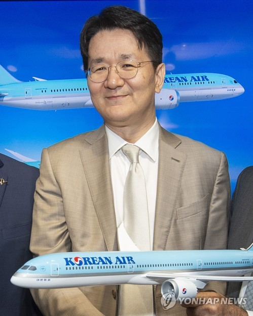 Korean Air to buy B787 jets