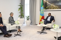Ethiopian prime minister to visit Seoul for talks with Moon