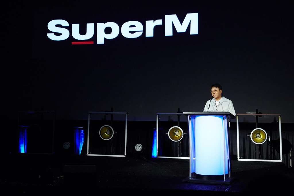 SM, Capitol Music to launch SuperM