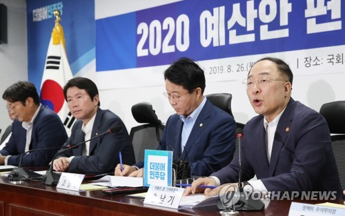 (2nd LD) Seoul to max out fiscal easing next year: minister