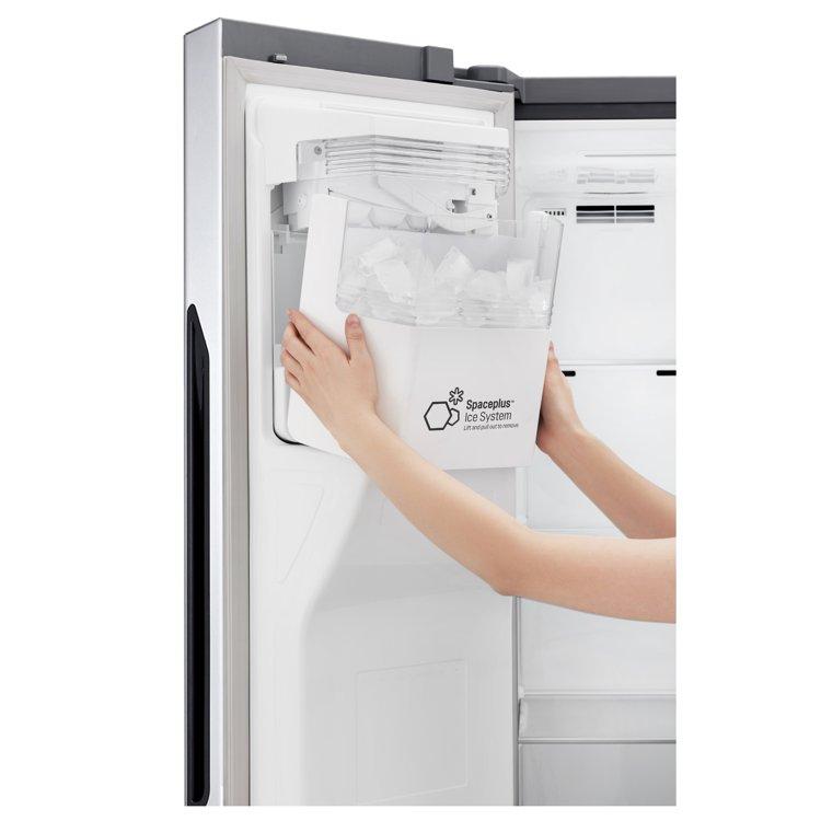 LG전자 양문형 냉장고 도어제빙 시스템
