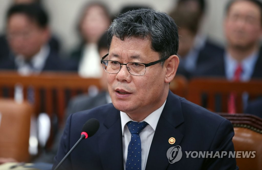 This file photo shows South Korean Unification Minister Kim Yeon-chul. (Yonhap)