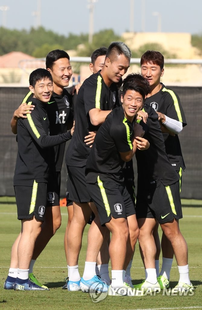 Ahead of S. Korea-Lebanon World Cup qualifier