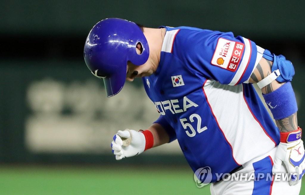 박병호, 마지막 타석도...결국