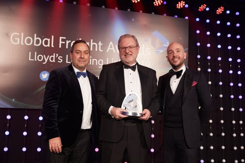 HMM wins Global Freight Award