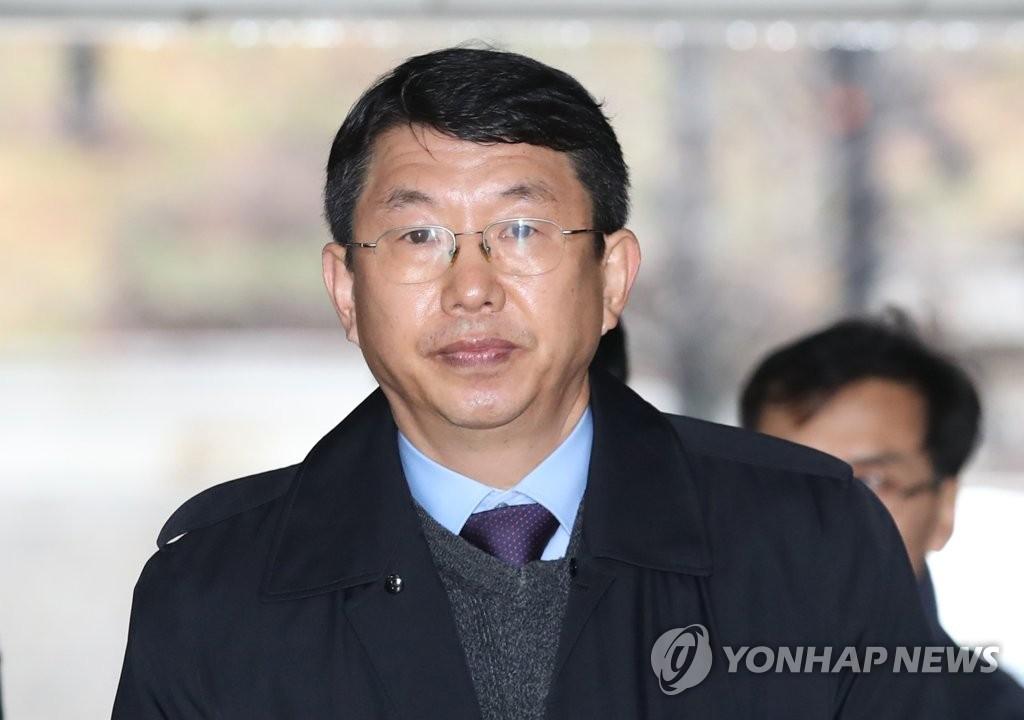 법정 향하는 '세월호 구조실패' 김석균 전 해경청장