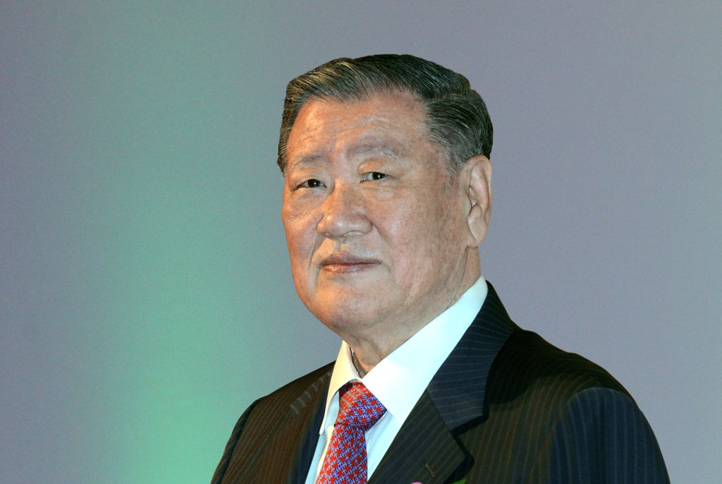 This file photo, provided by Hyundai Motor Group, shows the group Chairman Chung Mong-koo. (PHOTO NOT FOR SALE)(Yonhap)