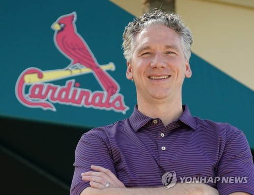 (Spring Training) Kim Kwang-hyun's flexibility key to signing with Cardinals: general manager