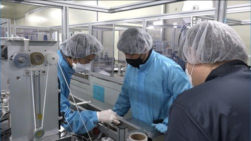 Samsung expands support for mask producers amid pandemic