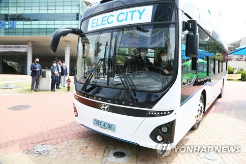 Pohang to introduce electric buses