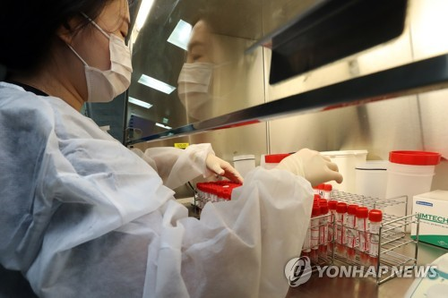 New virus cases fall back to below 50; imported, church-tied infections persist