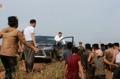 (جديد) الزعيم الكوري الشمالي يزور قرية دمرتها الفيضانات ويأمر بتقديم المساعدات إلى المتضررين - 1