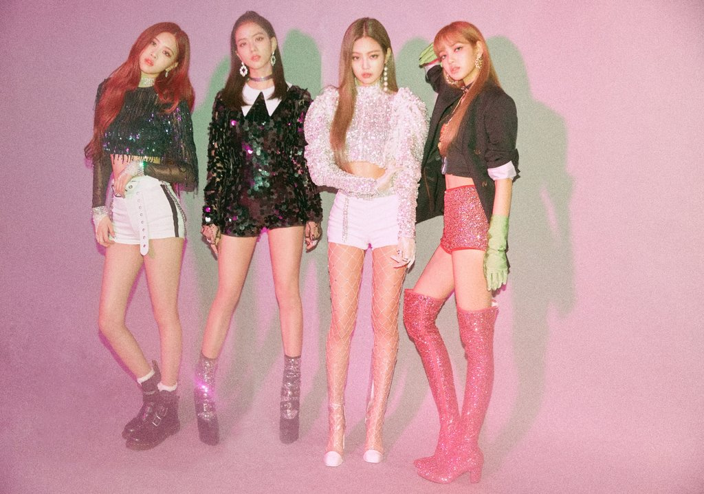 «Ice Cream» de Blackpink débute à la 13e place du Billboard Hot 100