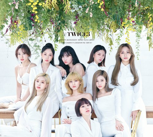 Twice tops Japan's music chart