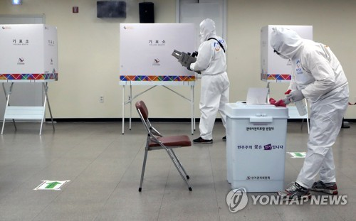 (2nd LD) Rival parties try to drum up turnout as early voting for by-elections set to begin