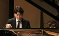 South Korean pianist Cho Seong-jin performs during a press conference in Seoul on Sept. 3, 2021. (Yonhap)